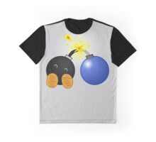 Bomb Love Graphic T-Shirt