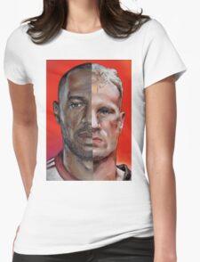 Bergkamp & Henry Womens Fitted T-Shirt
