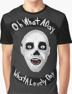 Oh, What A Day! What A Lovely Day! Graphic T-Shirt
