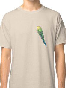 Opaline Green Budgie Classic T-Shirt