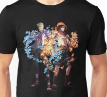 One piece - Ace and Marco Unisex T-Shirt