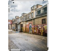 City Grunge iPad Case/Skin
