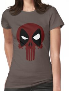 DeadPunisher 2 Womens Fitted T-Shirt