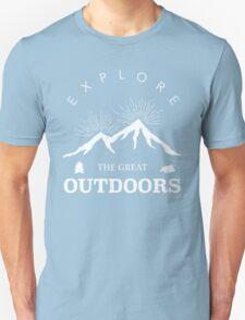 Outdoor Explorer Unisex T-Shirt
