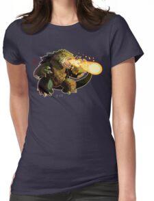 Gamera Womens Fitted T-Shirt