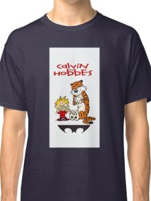 calvin and hobbes 313 Classic T-Shirt