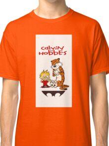 calvin and hobbes 313 Classic T-Shirt