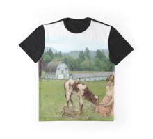 Serenity Duvet Graphic T-Shirt