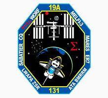 STS-131 Payload Team Patch Women's Fitted Scoop T-Shirt