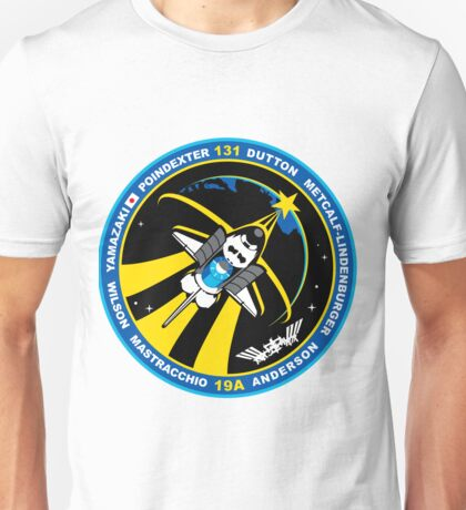 STS-131 Mission Patch Unisex T-Shirt