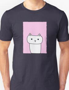 Gatito Blanco  Unisex T-Shirt