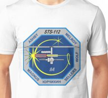 STS-112 Mission Logo Unisex T-Shirt