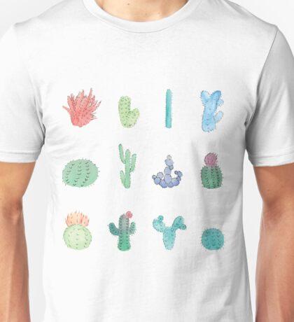 Cacti Unisex T-Shirt
