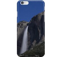 Yosemite Falls at Night iPhone Case/Skin