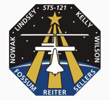 STS-121 Mission Logo One Piece - Short Sleeve