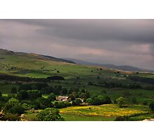 England country side  Photographic Print