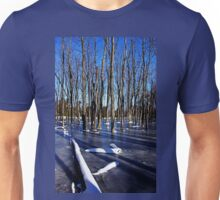 Frozen Shadows Unisex T-Shirt