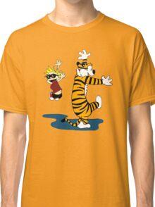 Calvin & Hobbes Dance Classic T-Shirt