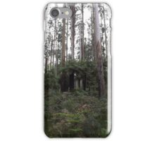 Tall trees iPhone Case/Skin