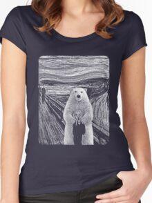 bear factor Women's Fitted Scoop T-Shirt