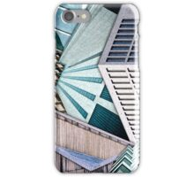 City Buildings Abstract iPhone Case/Skin