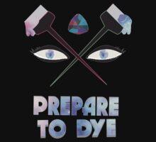 Prepare to Dye by kittenbutts