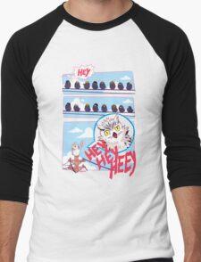 Haikyuu - For the Birds Men's Baseball ¾ T-Shirt