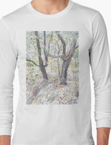 Two in the Bush Long Sleeve T-Shirt