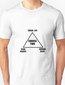 School Triangle T-Shirt