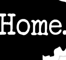 Maine Home ME Sticker