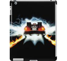 DeLorean Ready To Go iPad Case/Skin