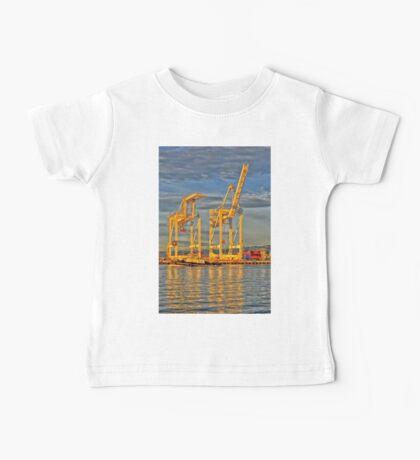 Port Of Oakland Baby Tee