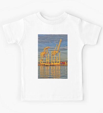 Port Of Oakland Kids Tee