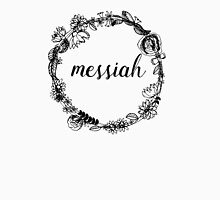messiah flower crown Womens Fitted T-Shirt