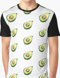 Avocado Lovers Only Graphic T-Shirt