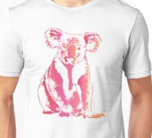 Colorful Koala Unisex T-Shirt