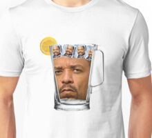 Ice(d) T(ea) with some Ice Cube(s) Unisex T-Shirt