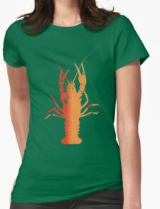 Red Lobster Womens Fitted T-Shirt