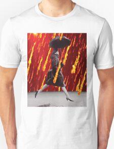 A Rainy Day Unisex T-Shirt