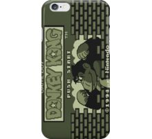 RETRO GAME  iPhone Case/Skin