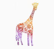 Warm Toned Giraffe Unisex T-Shirt