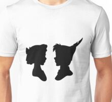 peter pan and wendy Unisex T-Shirt