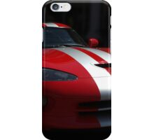 2000 Dodge Viper GTS iPhone Case/Skin