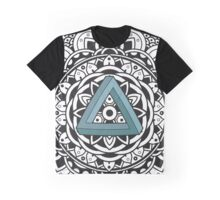Impossible Mandala Graphic T-Shirt