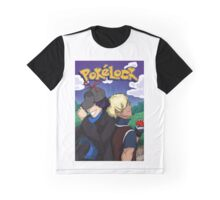 Pokélock - Pokémon meets Sherlock Graphic T-Shirt