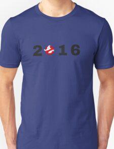 Ghostbusters 2016 Logo Unisex T-Shirt
