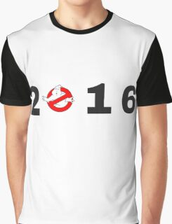 Ghostbusters 2016 Logo Graphic T-Shirt