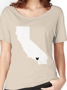 Home Is Where The Land Is Women's Relaxed Fit T-Shirt