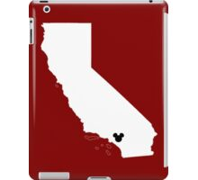Home Is Where The Land Is iPad Case/Skin
