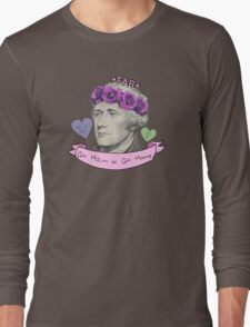 A.Ham Long Sleeve T-Shirt